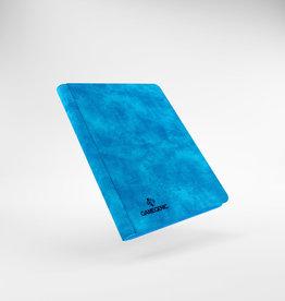 Binder: 18-Pocket Zip-Up Album Blue