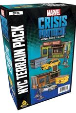 Marvel Crisis Protocol NYC Terrain