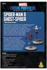 Marvel Crisis Protocol Spider-Man & Ghost-Spider