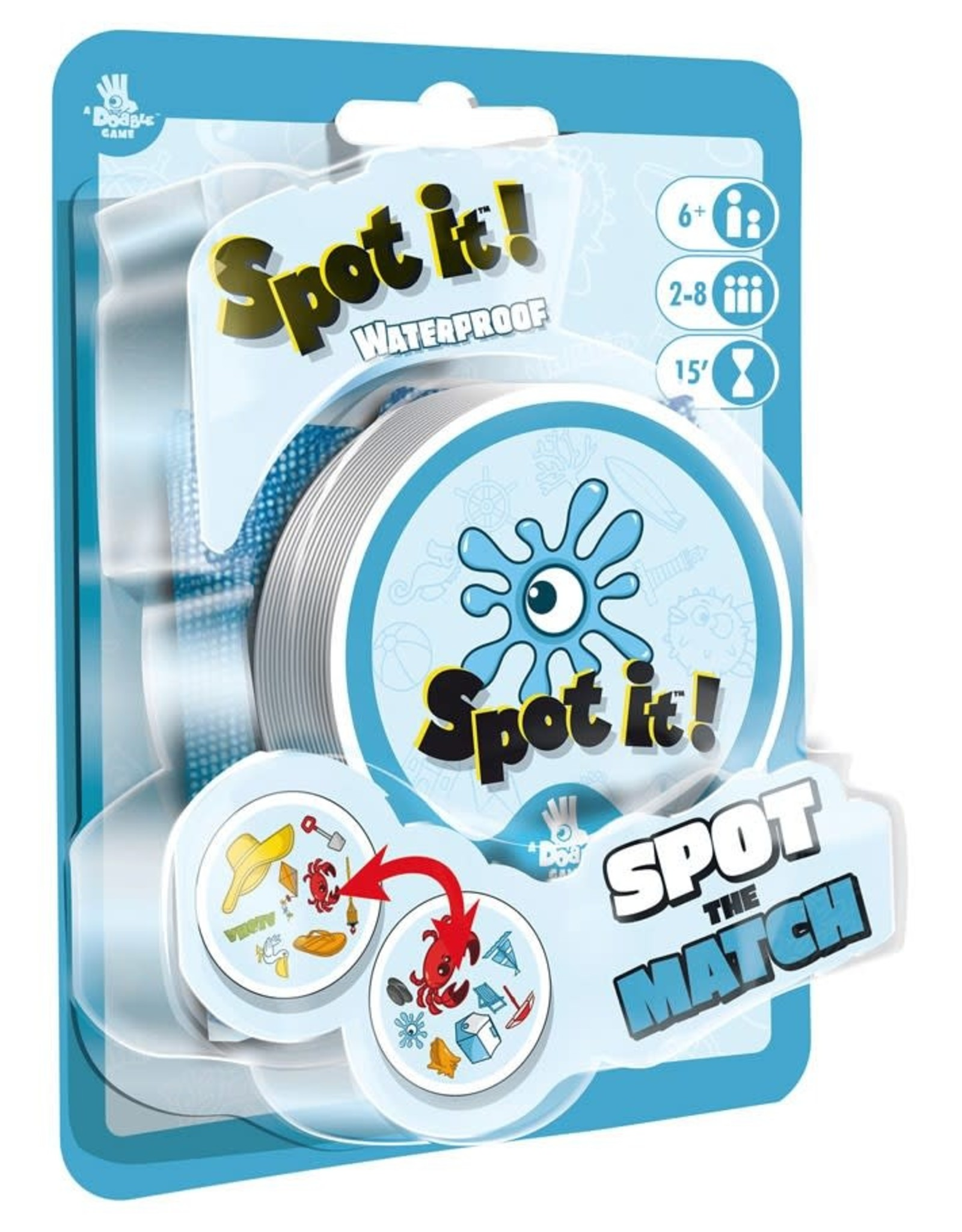 Spot It! Waterproof (Peg)