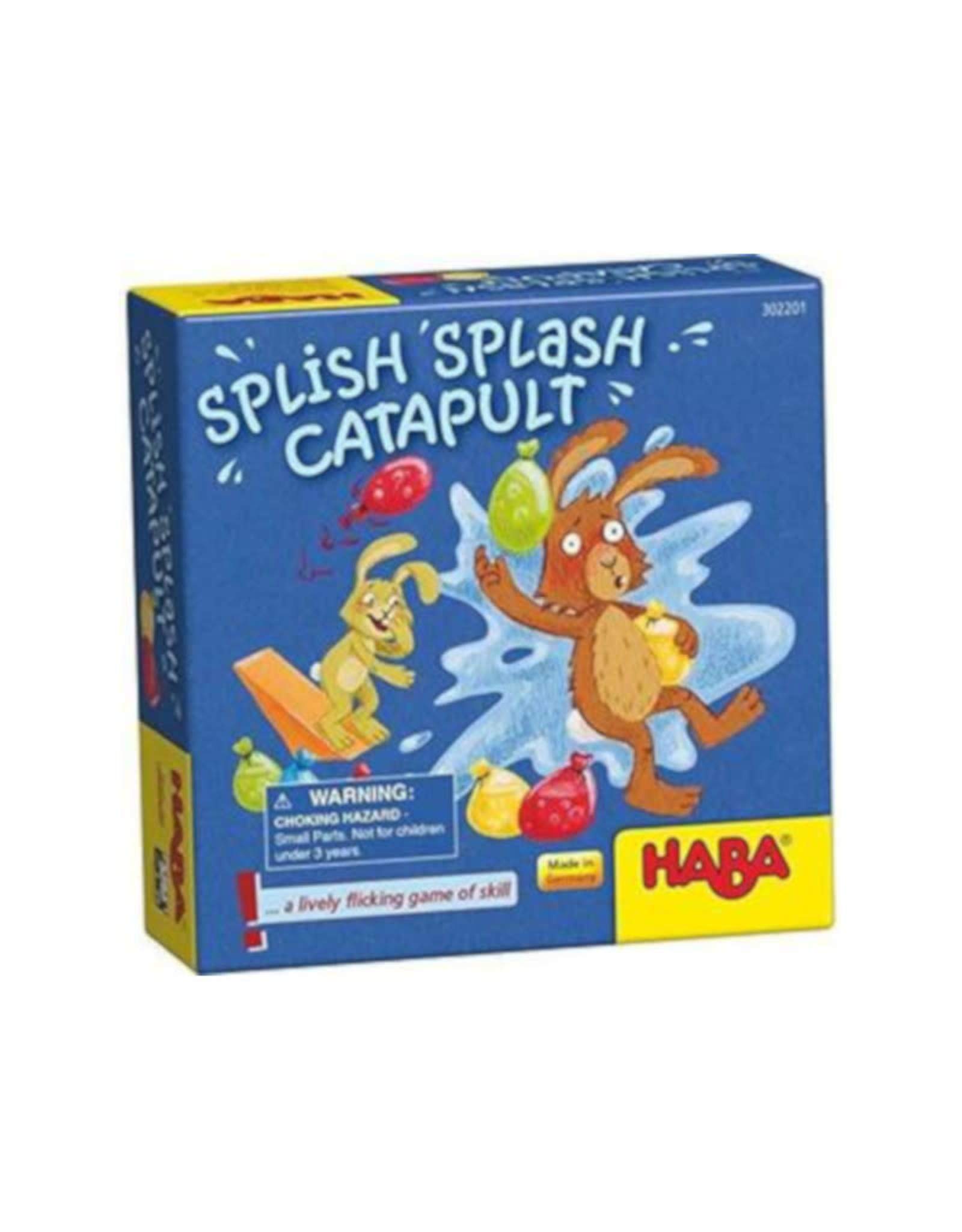 Splish Splash Catapult