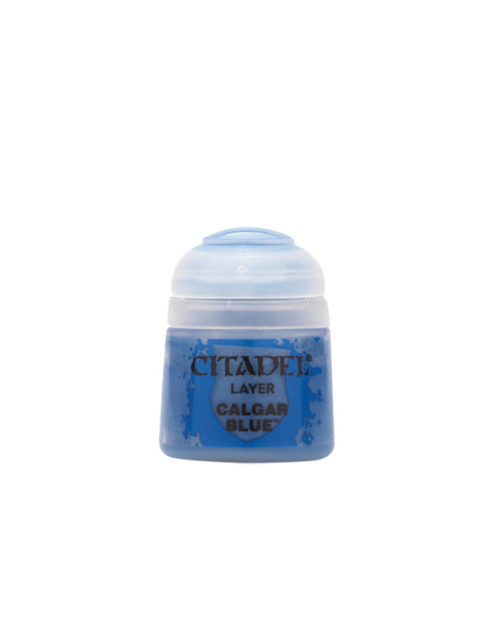 Citadel Layer Paint: Calgar Blue