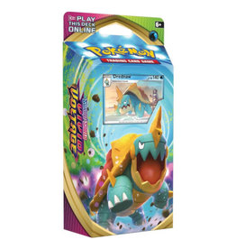 Pokemon Pokemon Theme Deck: Vivid Voltage Drednaw