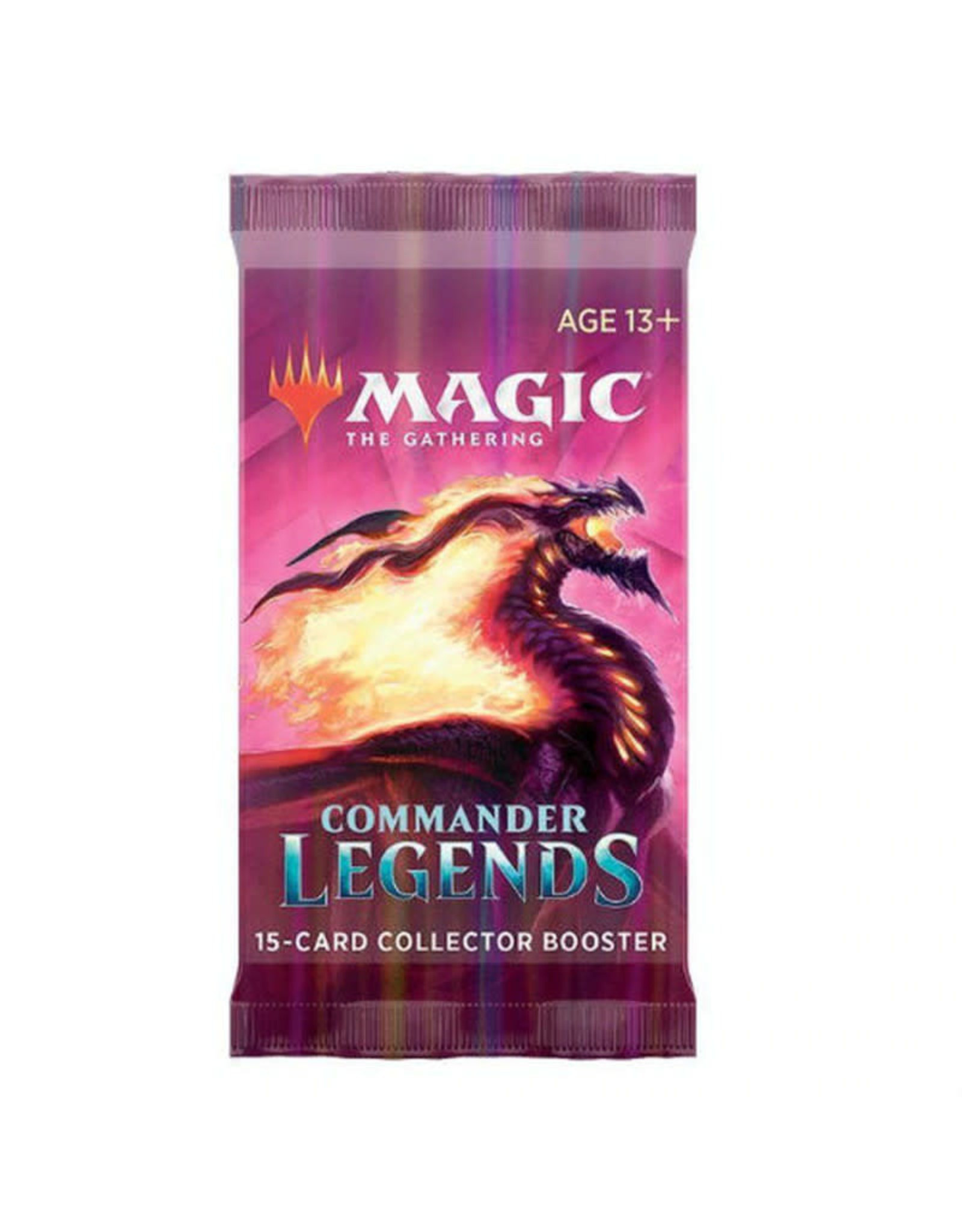 Wizards of the Coast MTG Commander Legends Collector Booster