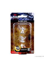 Wizkids D&D Unpainted Minis: Goblins