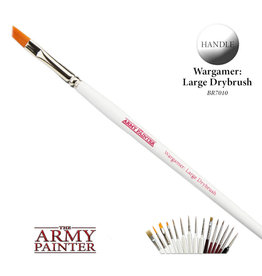 Wargamer Brush: Large Drybrush