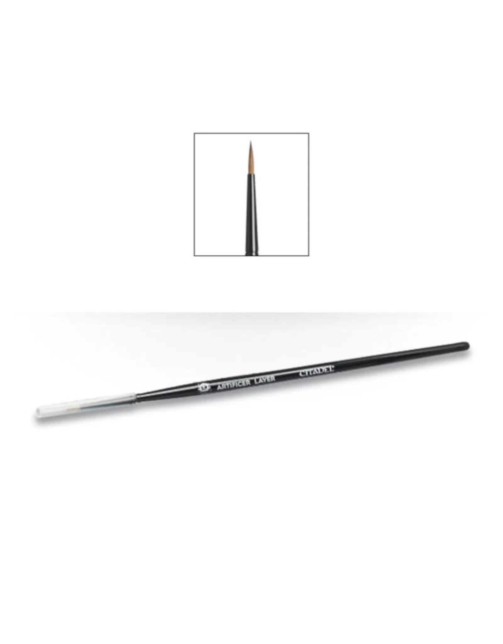 Citadel Brush: Artificer Medium Brush