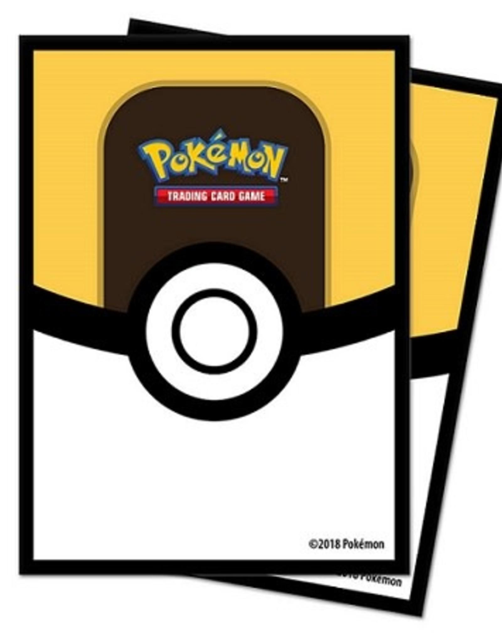 Deck Protectors: Pokemon Ultra Ball (65)