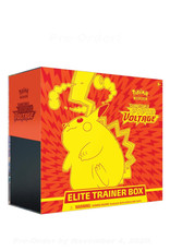 Pokemon Pokemon TCG Vivid Voltage Elite Trainer Box (Pre-Order)