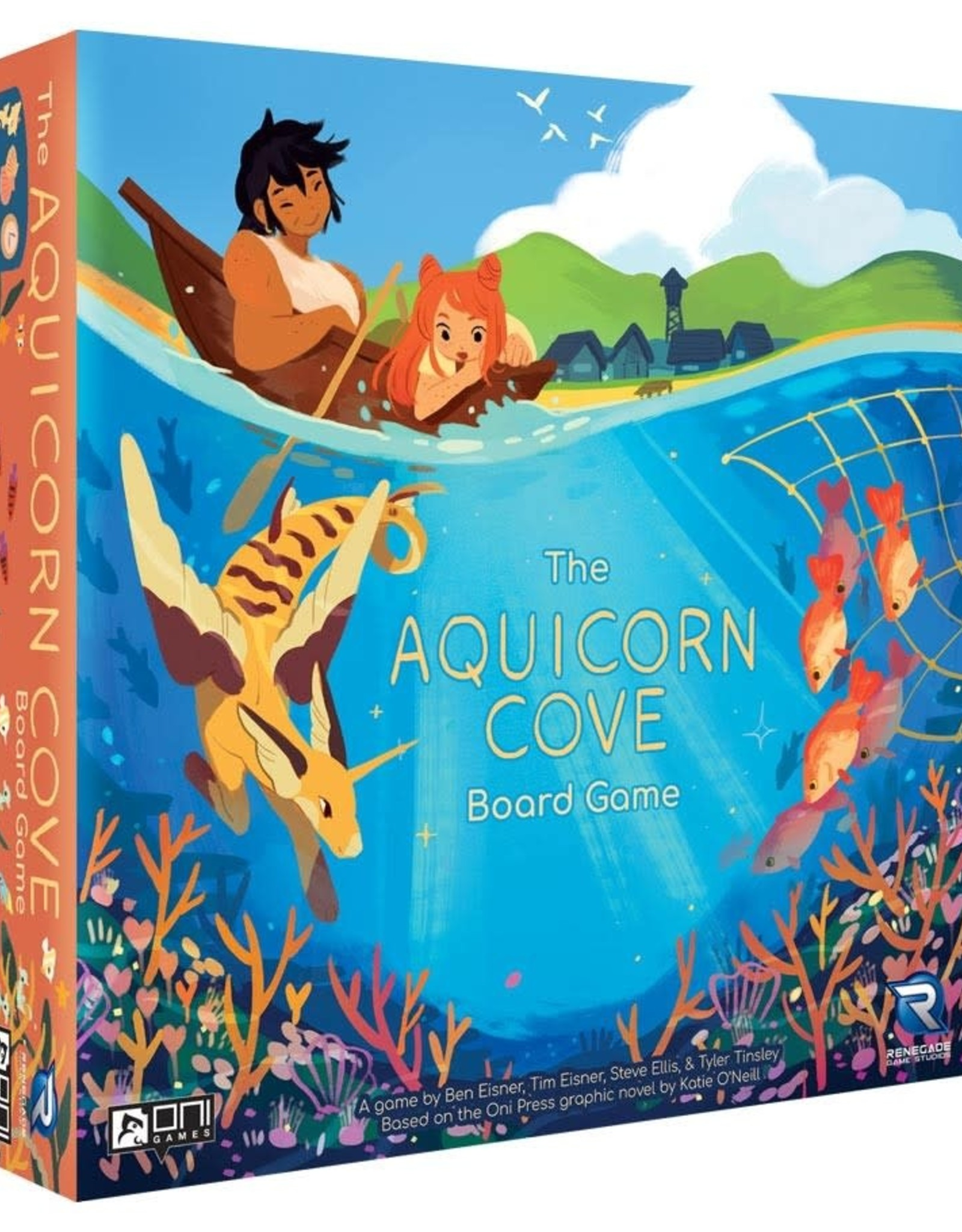 Renegade Games Aquicorn Cove