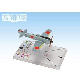 Ares Games Wings of Glory WW2: Nakajima Ki-84 Hayate (Fujimoto)