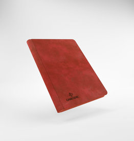 Binder: 18-Pocket Zip-Up Album Red