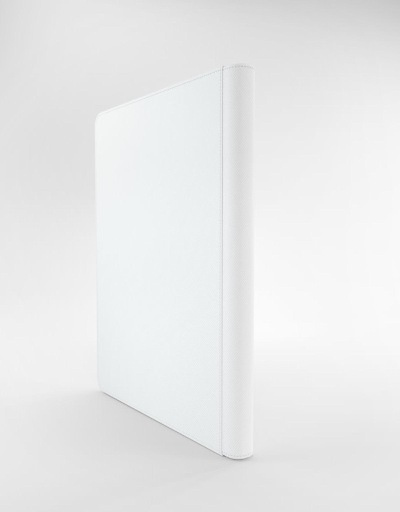 Binder: 18-Pocket Zip-Up Album White