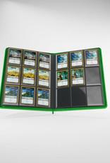 Binder: 18-Pocket Zip-Up Album Green