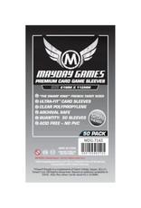 Mayday Games Sleeves: Premium 87mm x 112mm (50)