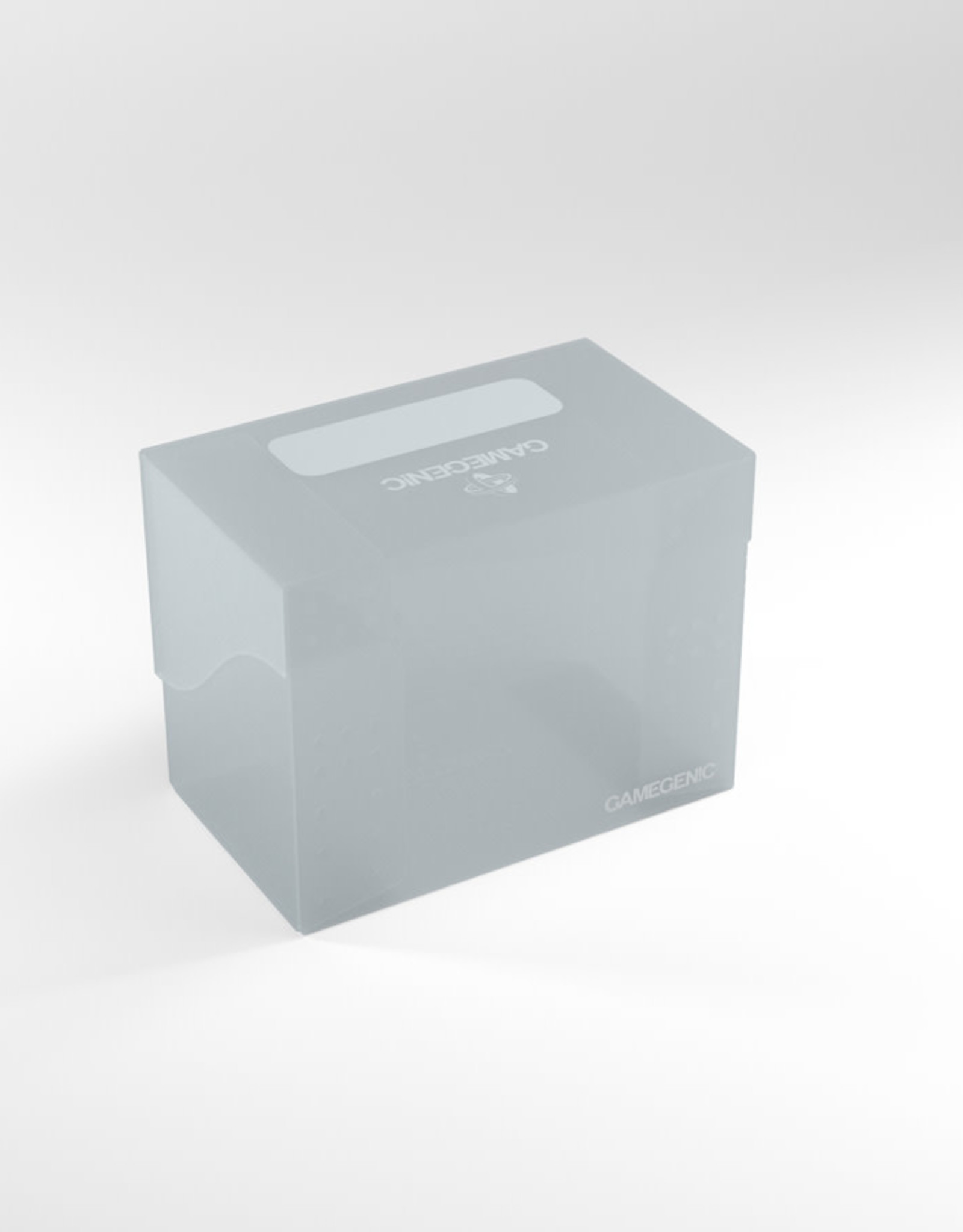 Deck Box: Side Holder 80+ Clear