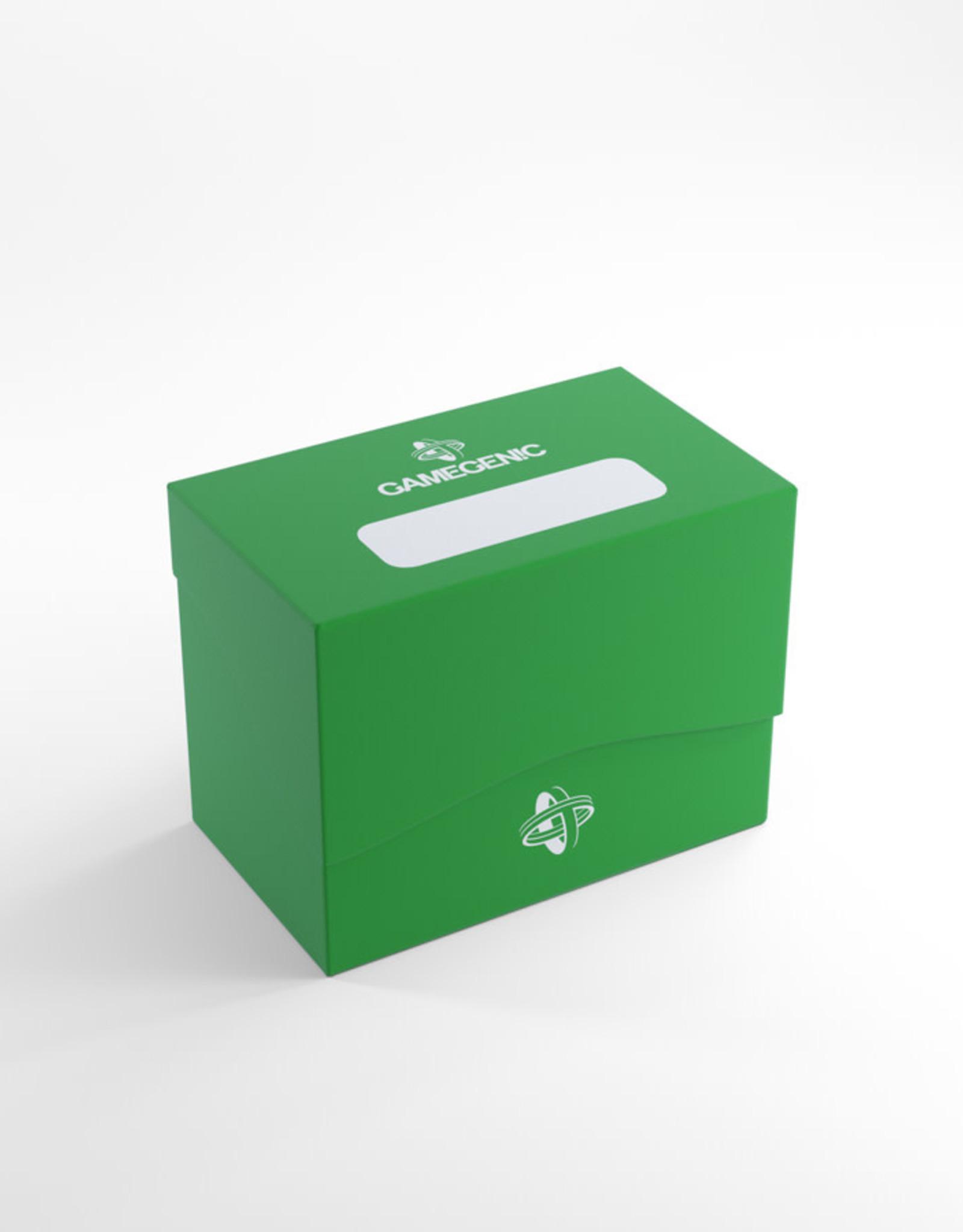 Deck Box: Side Holder 80+ Green