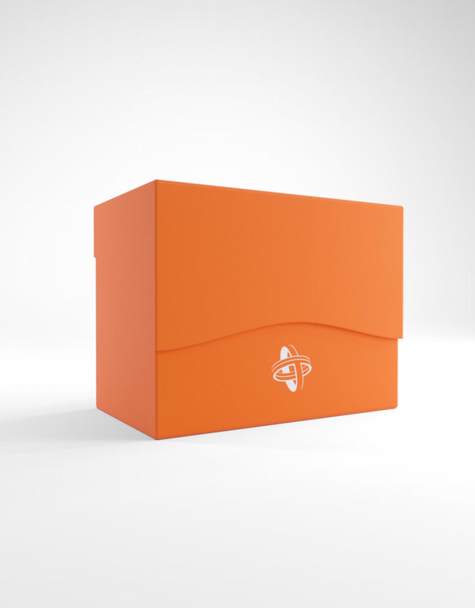 Deck Box: Side Holder 80+ Orange
