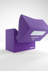 Deck Box: Side Holder 80+ Purple