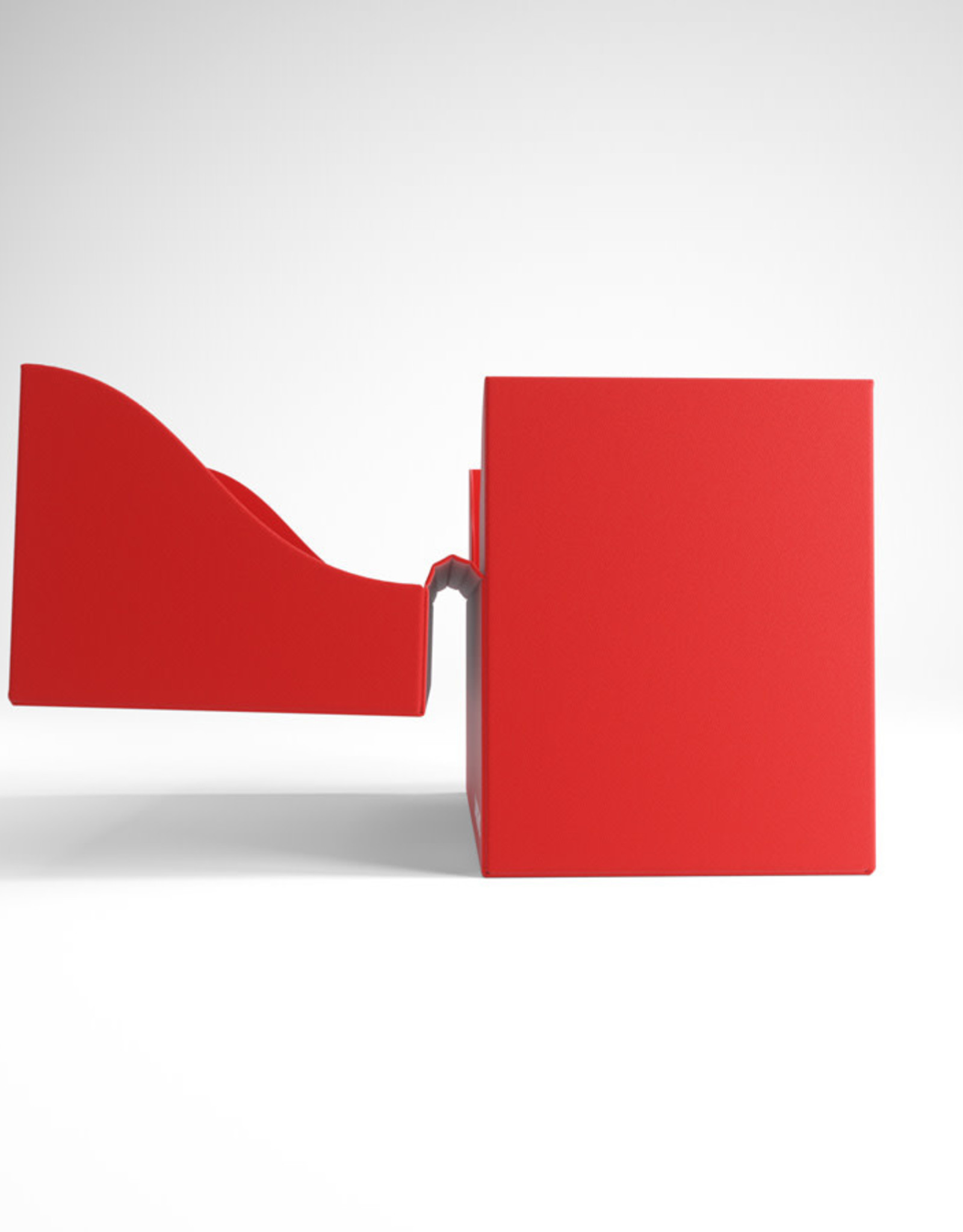 Deck Box: Side Holder 80+ Red