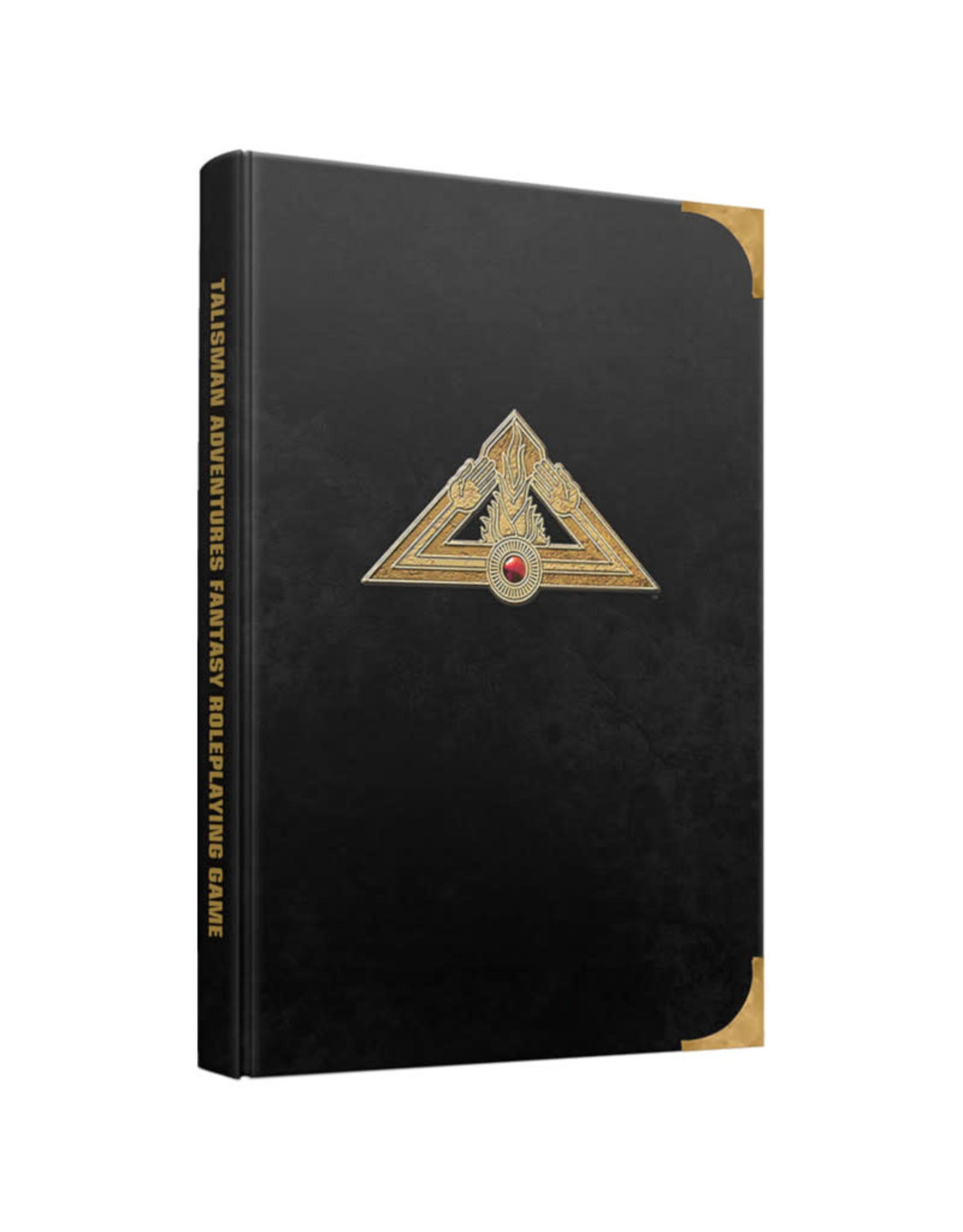 Pegasus Spiele Talisman Adventures RPG: Core Book Limited Edition