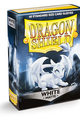 Arcane Tinmen Deck Protectors: Dragon Shield Matte (60) White