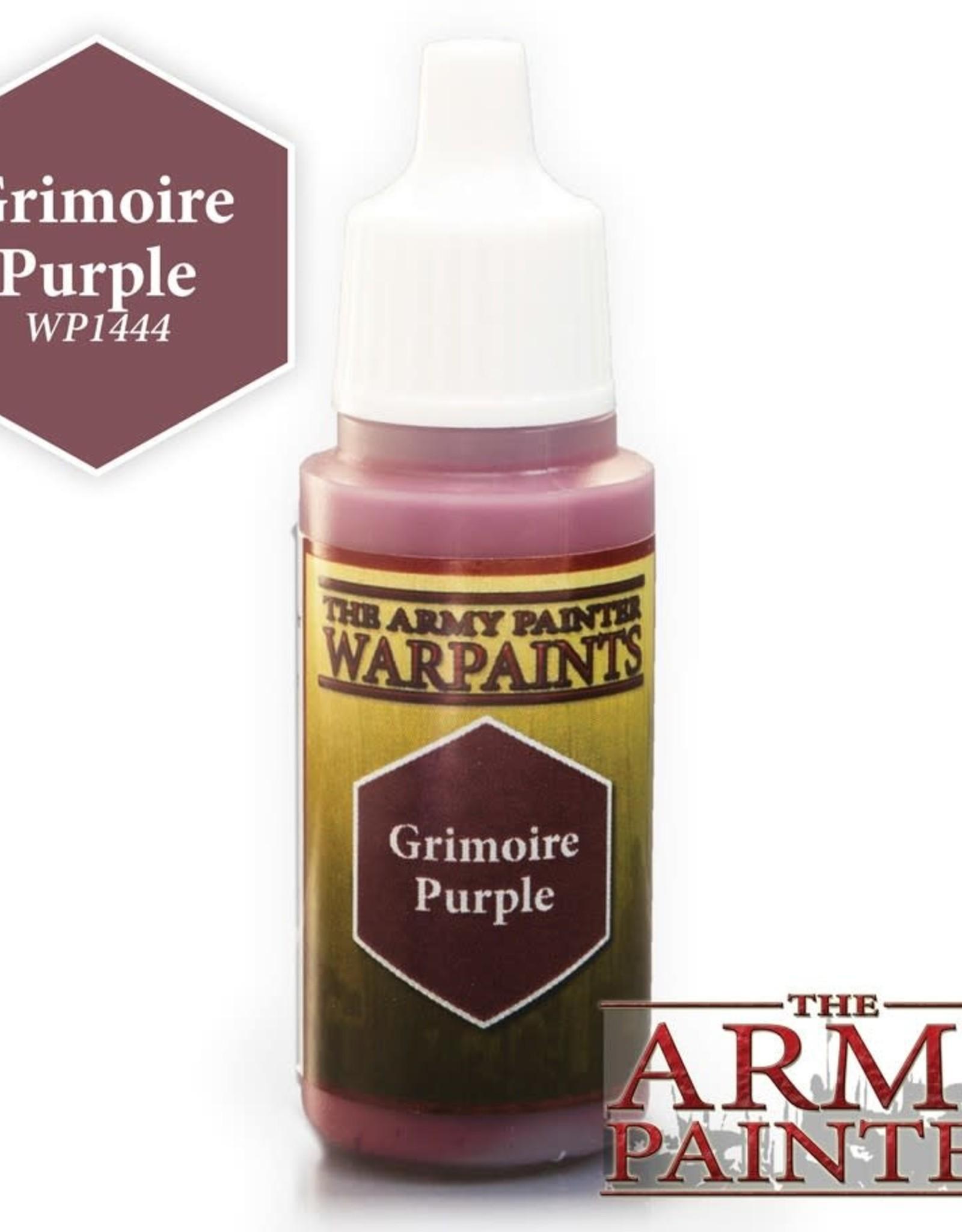 Warpaints: Grimoire Purple