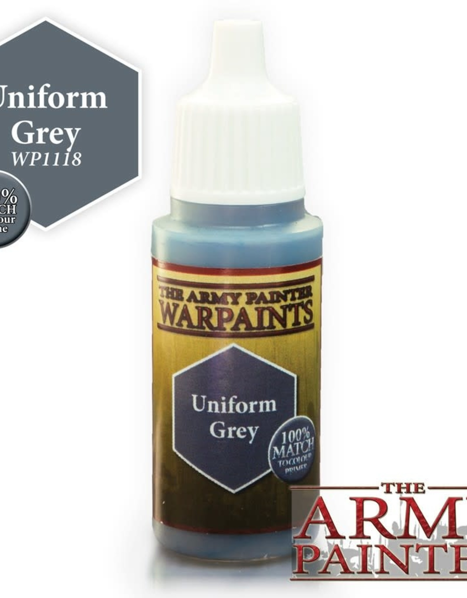 Warpaints: Uniform Grey