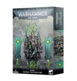 Games Workshop Warhammer 40K Necrons Szarekh The Silent King