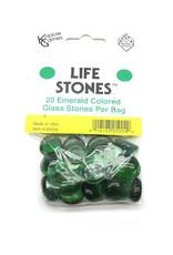 Koplow Life Stones (20) Emerald