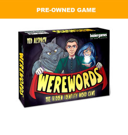 Bezier Games (Pre-Owned Game) Werewords