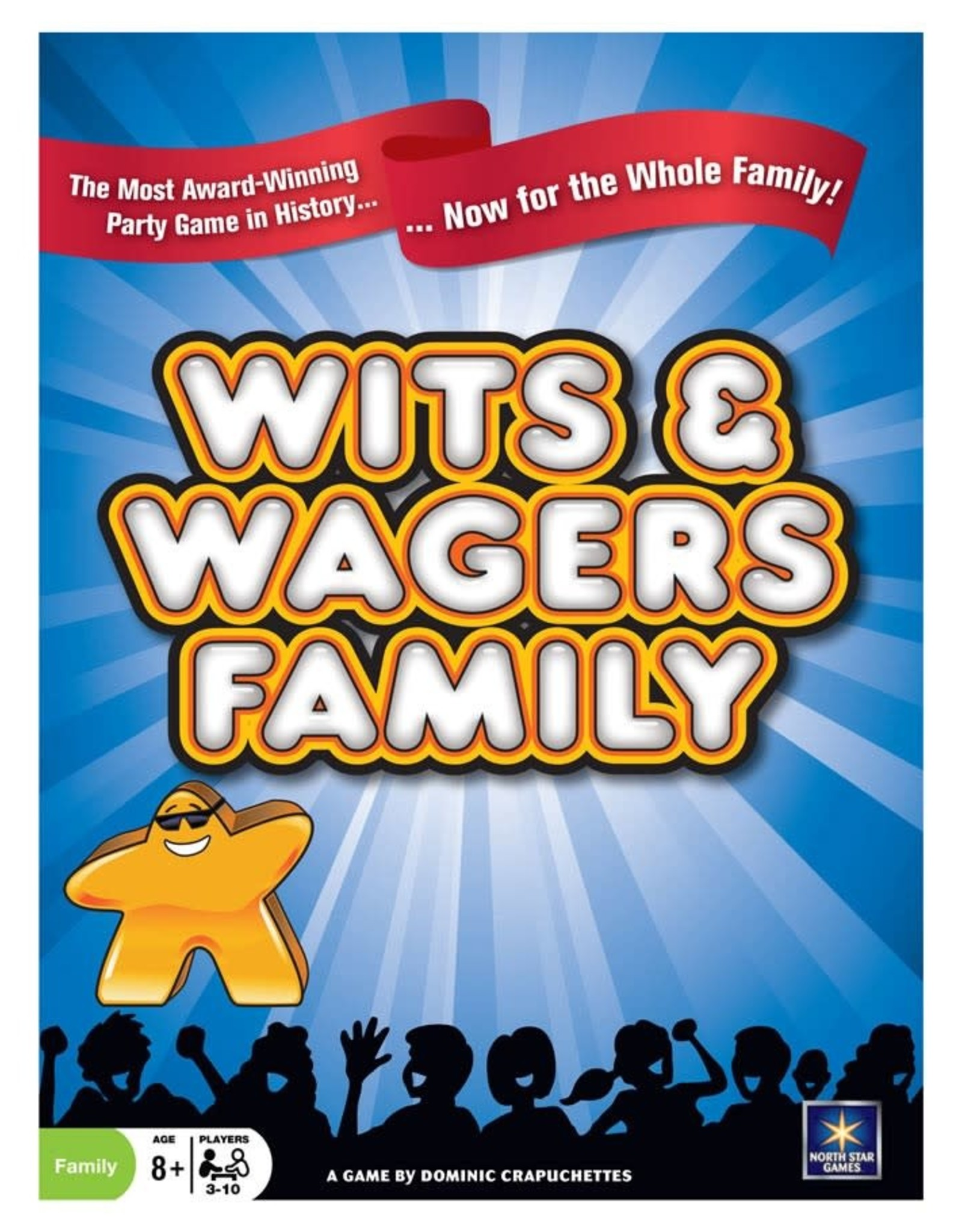 Northstar Games Wits and Wagers Family
