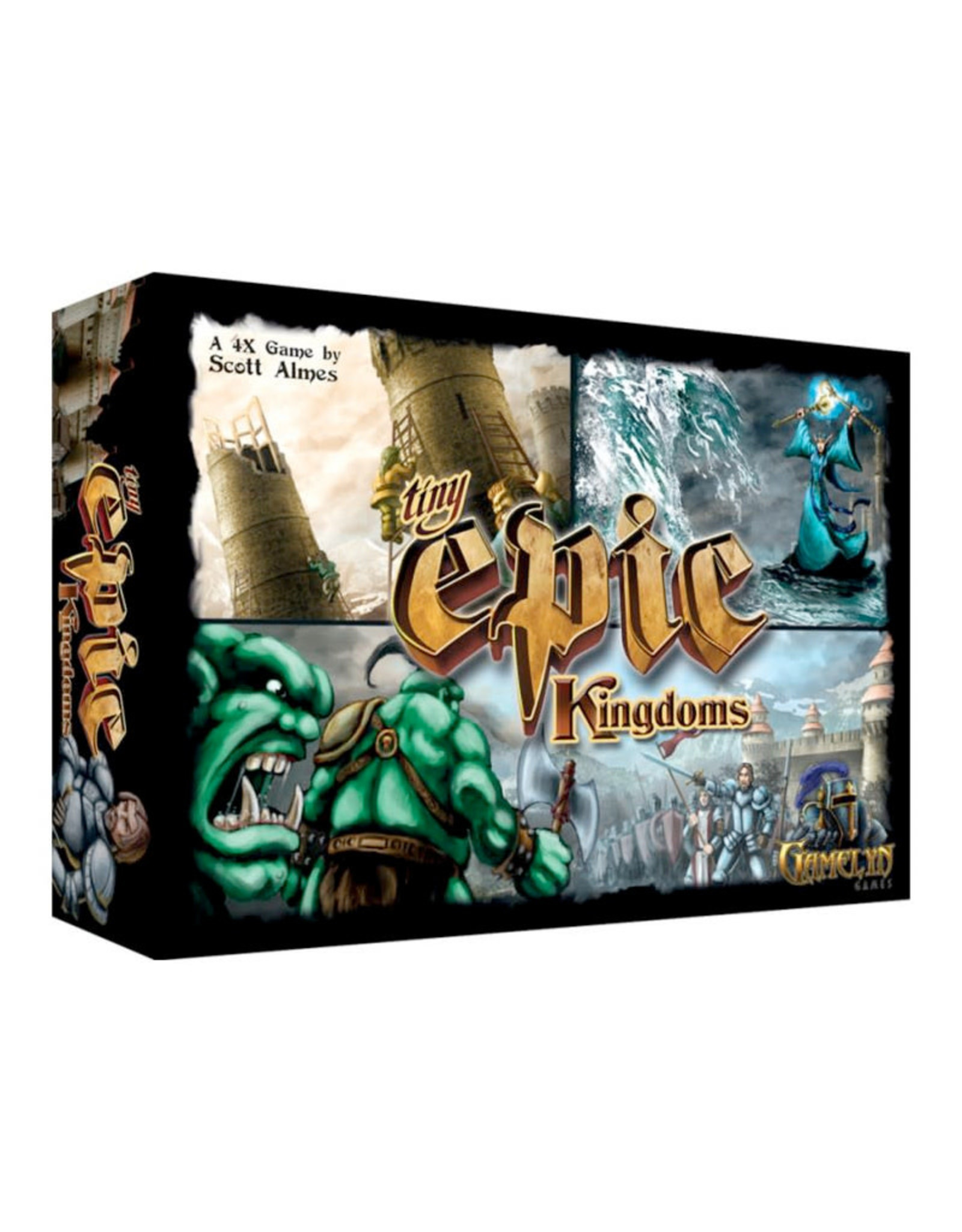 Gamelyn Games Tiny Epic Kingdoms