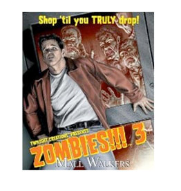 Miscellaneous Zombies !!! 3 Mall Walkers Expansion