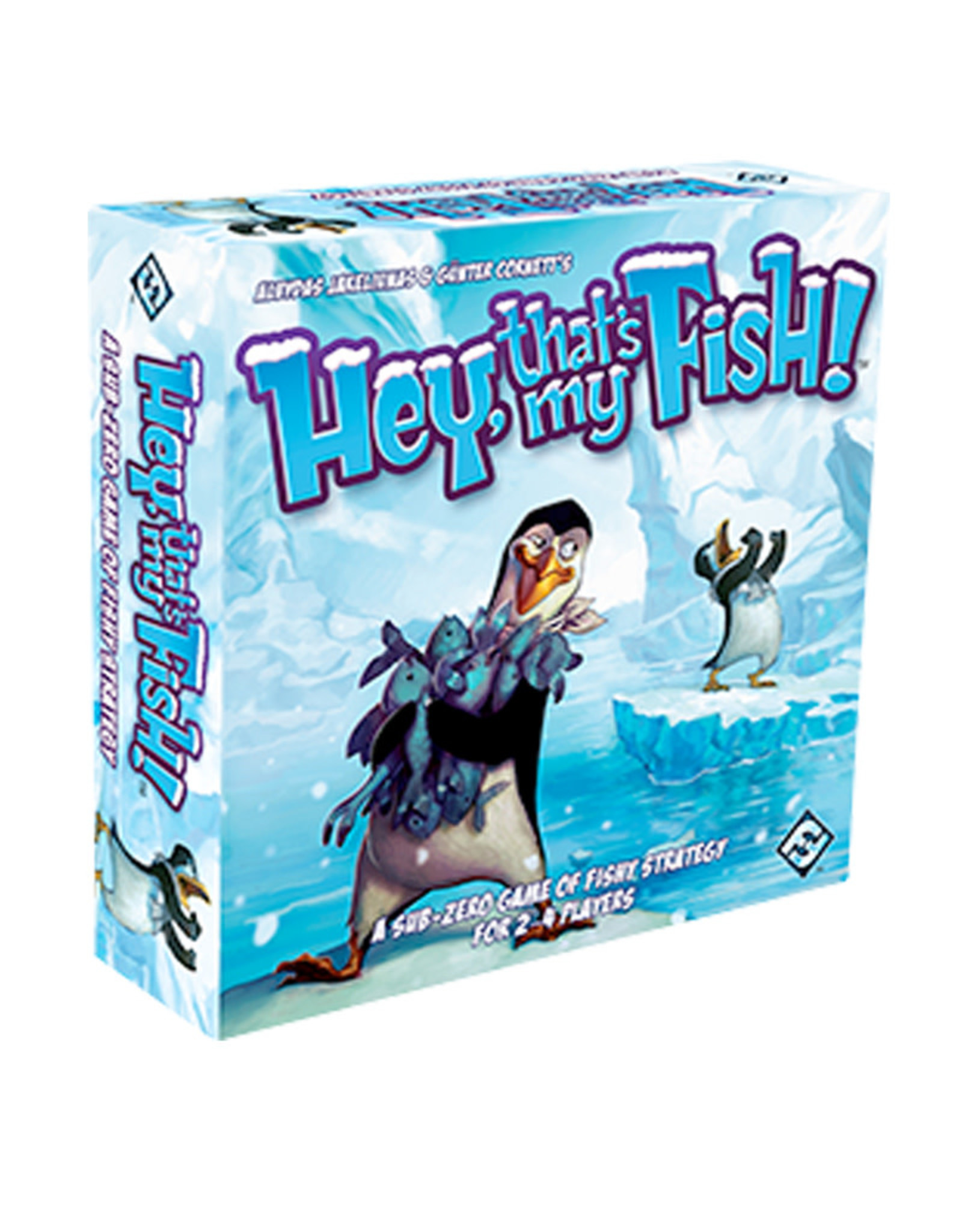Fantasy Flight Games Hey! That's My Fish!