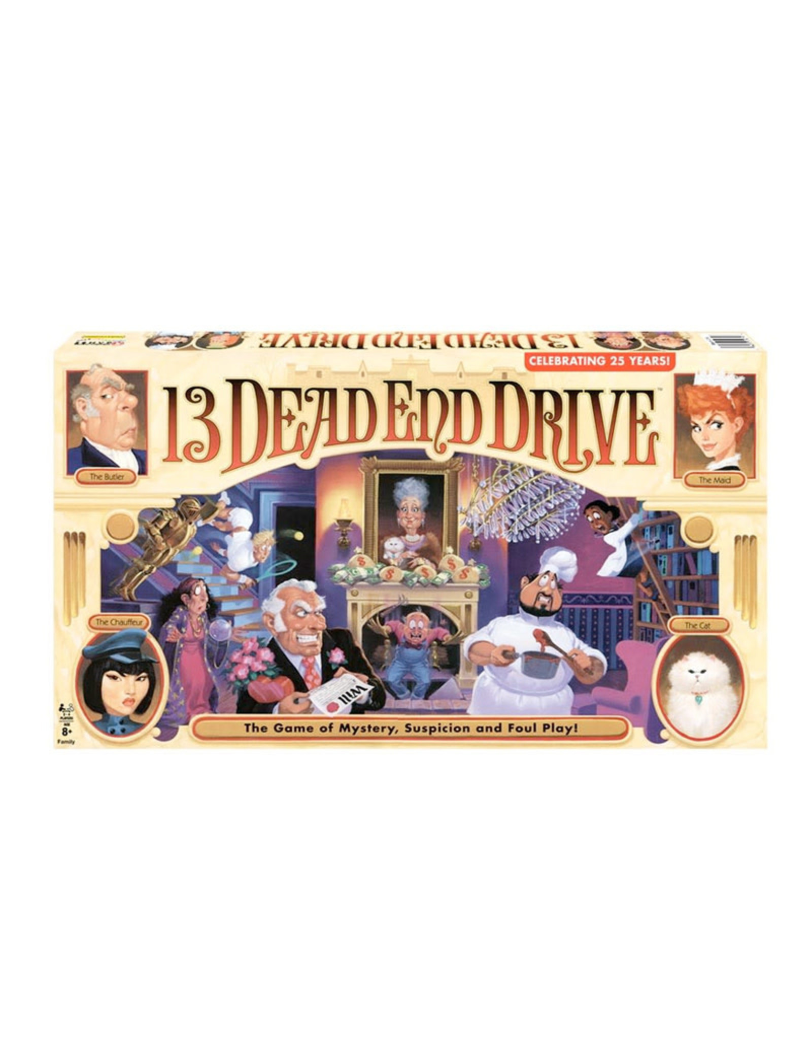Winning Moves 13 Dead End Drive