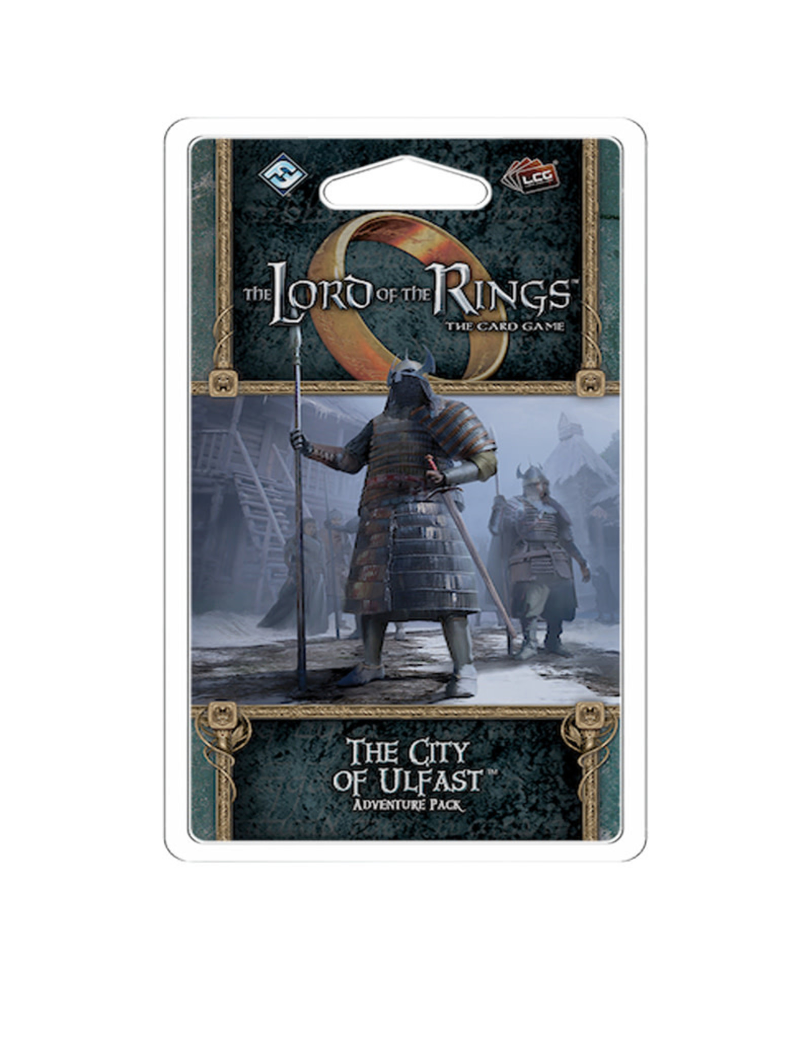 Fantasy Flight Games Lord of the Rings LCG CITY OF ULFAST