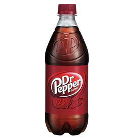 Coca-Cola Co Dr Pepper 16.9 oz