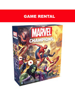 Fantasy Flight Games (RENT) Marvel Champions for a Day. Love It! Buy It!