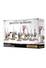 Games Workshop Warhammer Age of Sigmar: Deathrattle Skeleton Warriors