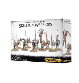 Games Workshop Warhammer Age of Sigmar: Deathrattle Skeleton Warriors