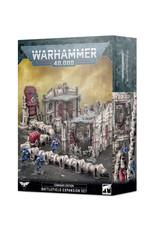 Games Workshop Warhammer 40K Getting Started Battlefield