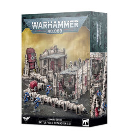 Games Workshop Warhammer 40K Getting Started Battlefield
