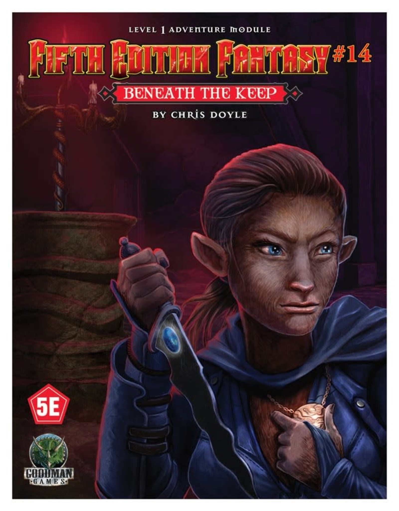 Miscellaneous 5th edition Fantasy #14: Beneath the Keep