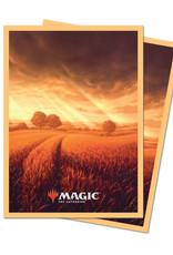 Sleeves: MTG Unstable Plains (100)