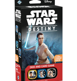 Fantasy Flight Games Star Wars Destiny  Rey Starter Set