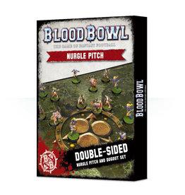 Games Workshop Blood Bowl PItch Nurgle