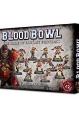 Games Workshop Blood Bowl Doom Lords Team