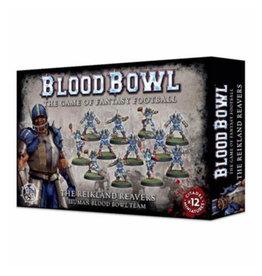Games Workshop Blood Bowl Reikland Reavers Team