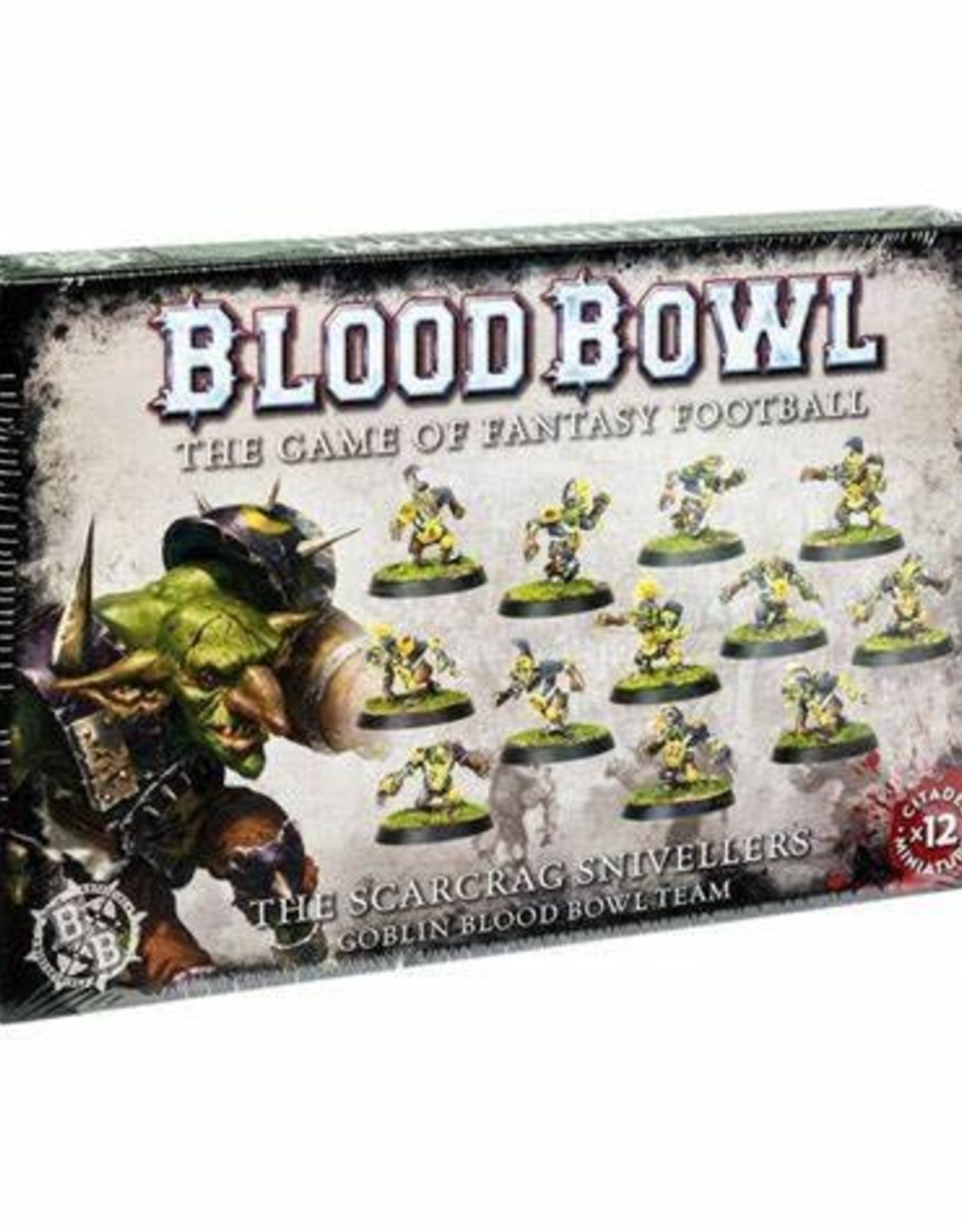 Games Workshop Blood Bowl Scarcrag Snivelers
